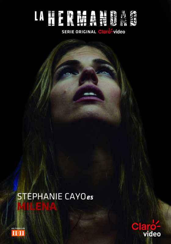 Poster Stephanie Cayo