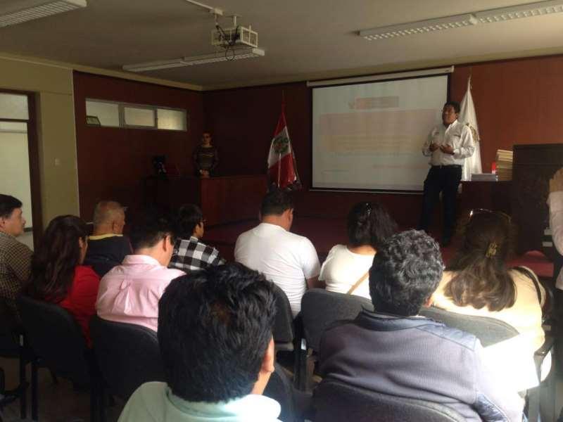 CITE cuero y calzado – Trujillo participa en capacitación para rueda de negocios