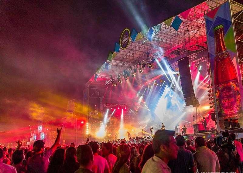 Primavera Color Fest hizo vibrar a más de 15 mil asistentes ...