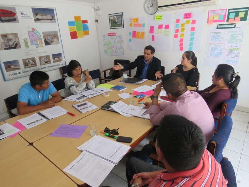 Organizaciones participaron en entrenamiento del estándar internacional AWS
