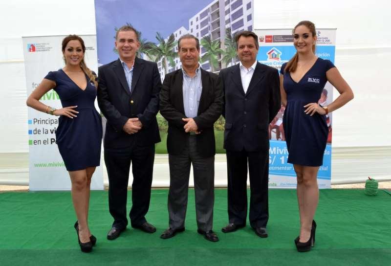 inmobiliario San Isidro Club Residencial