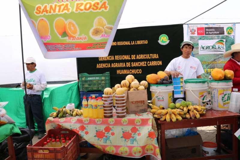 Más de mil productores agropecuarios serán capacitados en La Libertad el 2017