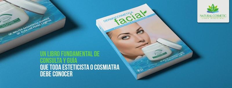 Libro Dermocosmética Facial