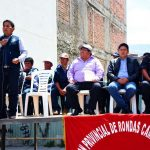 Asamblea pública Otuzco