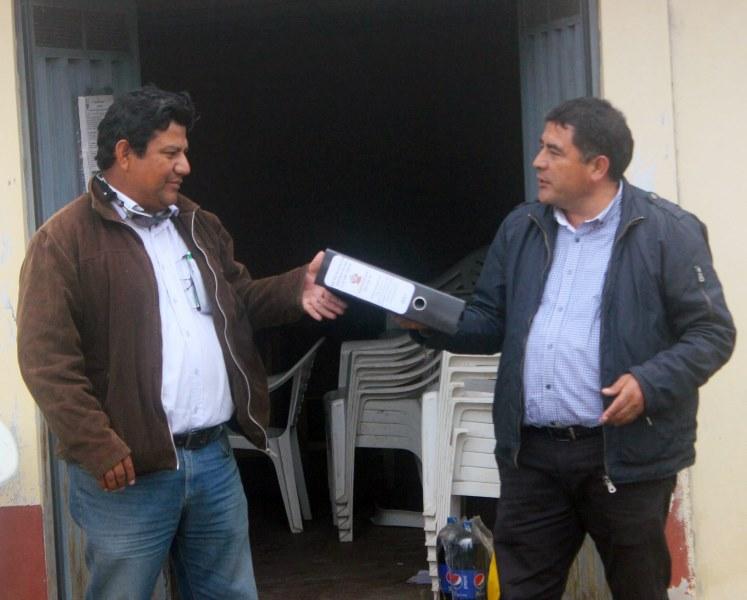Caserío Tres Ríos de Cachicadán contará con local multiusos