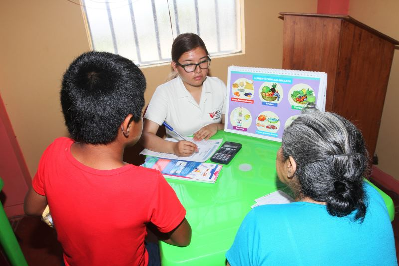 atenciones de salud en Alto Trujillo