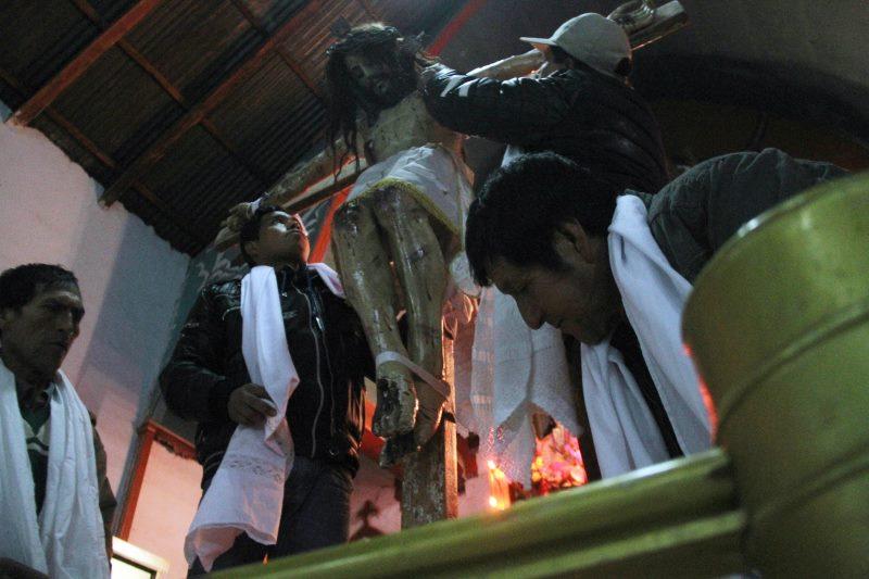 La Semana Santa En Calipuy