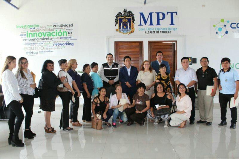 MPT integra agenda conjunta para el desarrollo artesanal en la provincia
