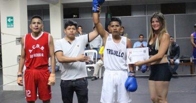 Trujillo vivió Festival de Boxeo