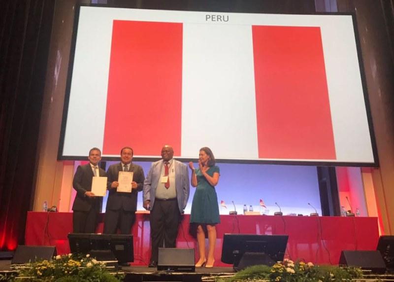 MINAGRI – Peru recibe certificacion como pais libre de fiebre aftosa