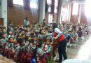 Caja Trujillo sensibiliza a escolaressobre aspectos básicos del ahorro