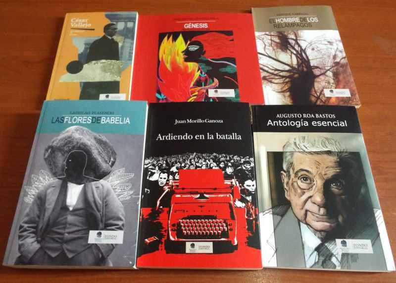 Libros FEM 2017