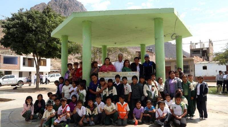 Comuna provincial hizo entrega más de 28 mil soles a centros poblados de Trujillo