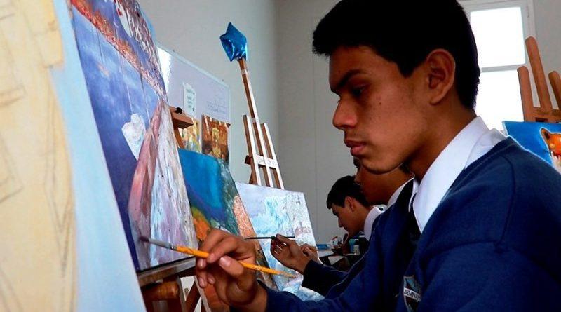 """Concurso regional escolar de pintura indigenista """"El Pincel Seminarista"""""""