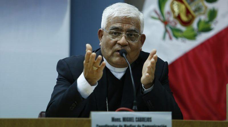Presidente de la Conferencia Episcopal asiste a reunión con Comisión de Reforma del Sistema de Justicia del Gobierno