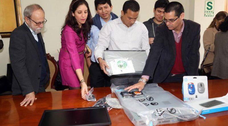 Trujillo contará con aplicativo para atender desastres naturales