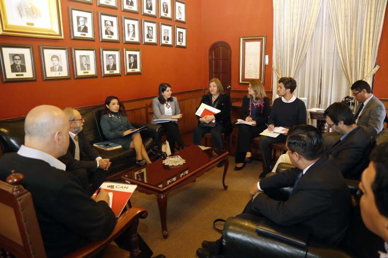 Comisión Regional Anticorrupción recibirá apoyo de la Cooperación Alemana