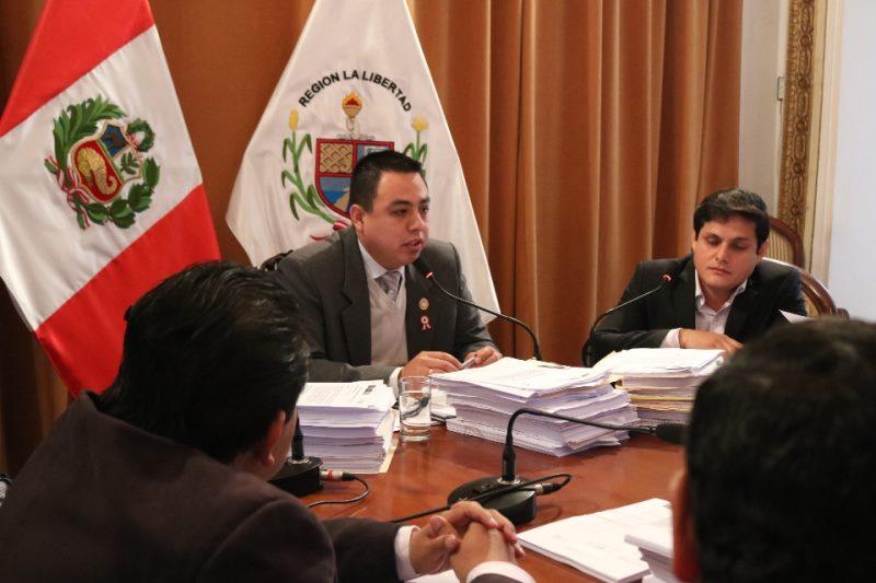Modifican integrantes de Comisión Regional Anticorrupción y crean comité ejecutivo