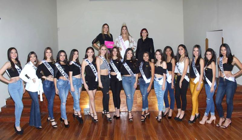 Miss Teen Model Internacional 2018