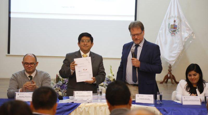 Discuten alternativas de remediación de pasivos ambientales mineros en La Cíénaga