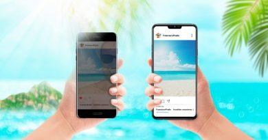 LG G7 thinq : smartphone con carácterísticas innovadoras para disfrutar en vacaciones