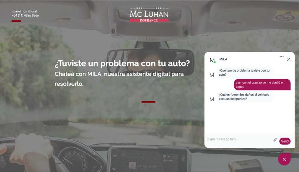 Mc Luhan Consulting presenta MILA, un chatbot de IAque impulsa las ventas